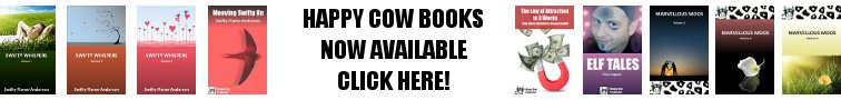 Happy Cow Books now on sale